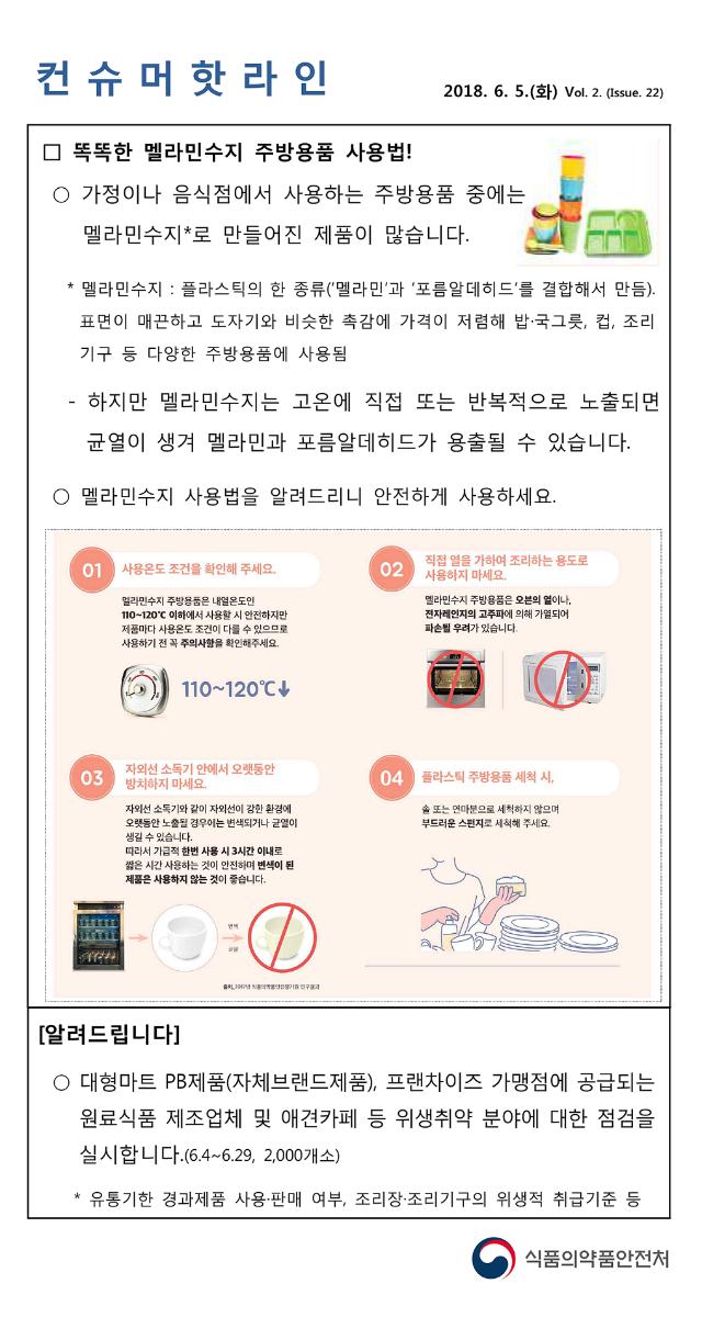 0605_컨슈머핫라인(iss22)(똑똑한멜라민수지주방용품사용법).png